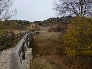 Puente. Ruta de Don Quijote. Tramo 10