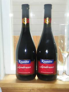 Riunite Lambrusco Wine
