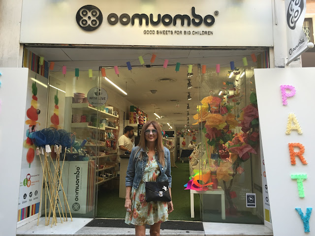 oomuombo, chuches, dulces, sweet, lifestyle, summerparty, streetstyle, fashion blogger