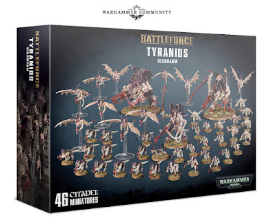 Battleforce Tiránidos