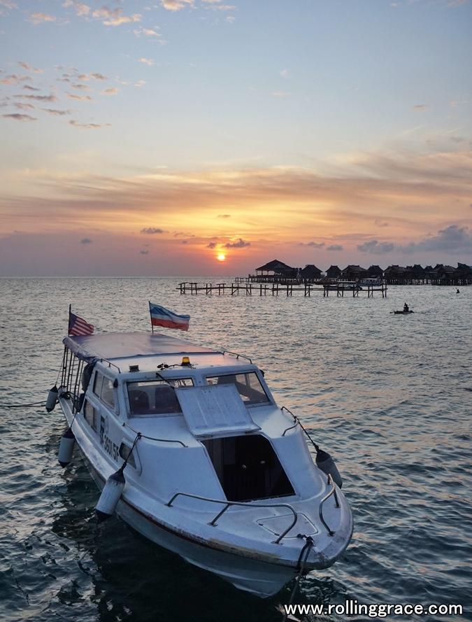 A Guide to Mabul Island in Malaysia