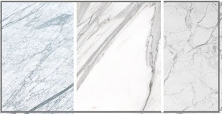 Difference Between Carrara, Calacatta, and Statuary Marble