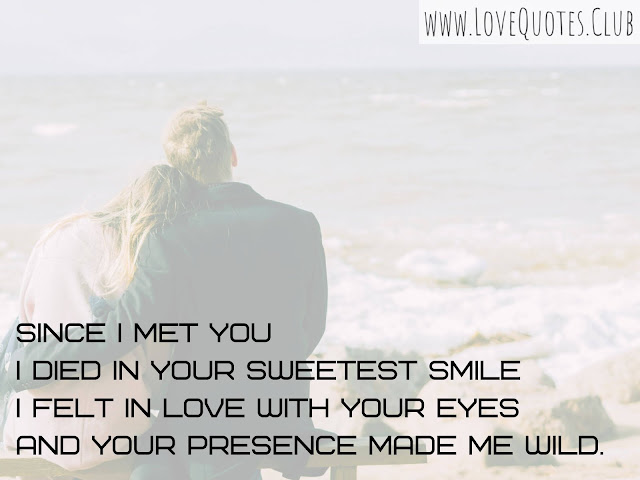 love quotes for the girlfriend