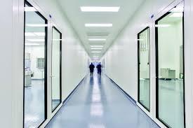 Tài liệu thiết kế phòng sạch bệnh viện
