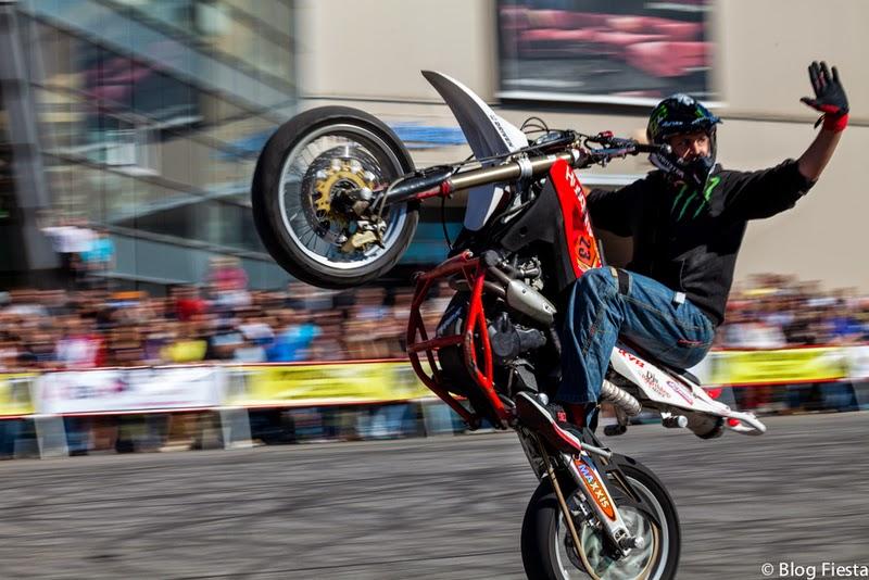 St. Petersburg Stunt Day