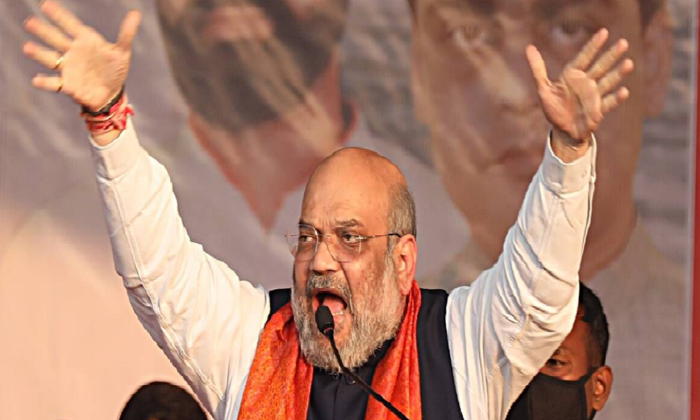 In a short time we have brought the second wave of Corona under control saying Amit Shah