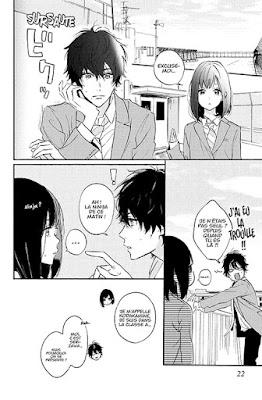 Héroïne malgré moi: les présentations entre Shuko et Serizawa