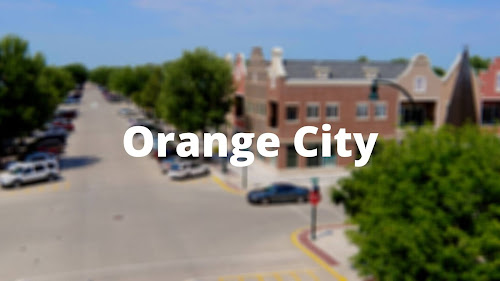 Iowa best place Orange City