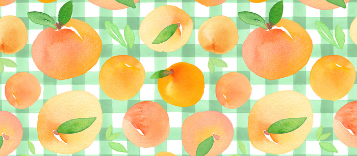 Oranges Facebook Cover Photo