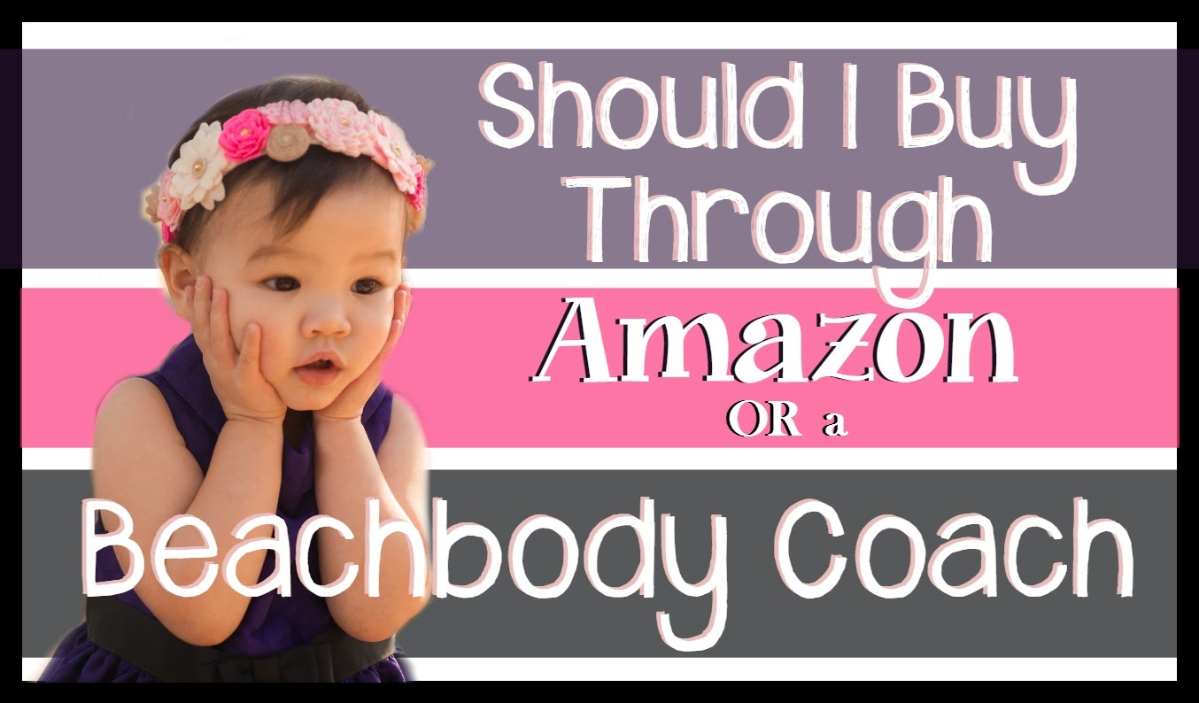 Difference between Amazon or Beachbody