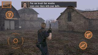 Resident Evil 4 Apk Data Mod Android