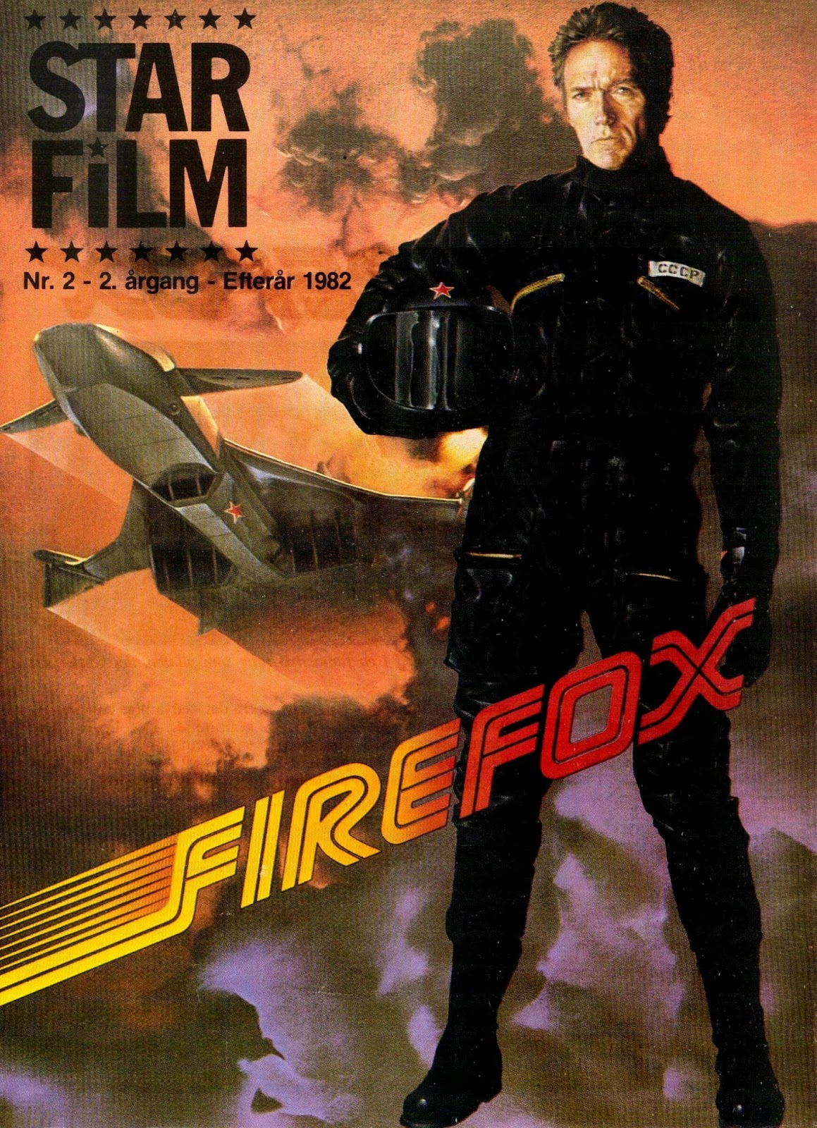 The Clint Eastwood Archive Firefox 1982