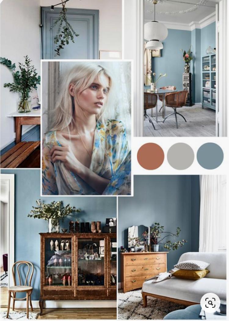 My Scandinavian Home Trend Alert True Blue Baby 2020 Loves You