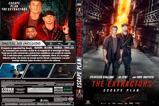 ESCAPE PLAN 3 - THE EXTRACTORS - 2019 [COVER DVD+BLU-RAY]