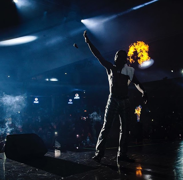 Burna Boy Nominated For Best International Male Artiste At 2020 BRIT Awards