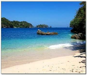 Foto Pantai Clungup