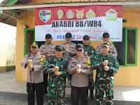 Pengabdian Alumni Akabri 88/W84, Baksos di Prov. Banten