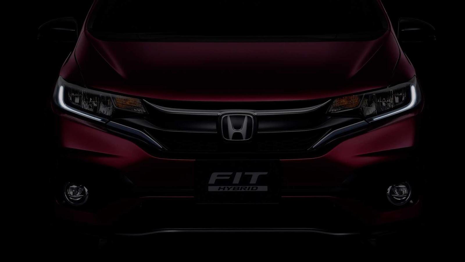 2018 Honda Fit Jazz Reveals Itself On Japanese Website Carscoops