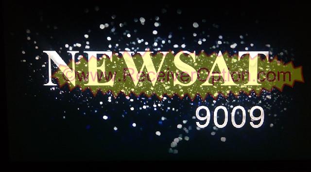 NEWSAT 9009 HD RECEIVER POWERVU KEY NEW SOFTWARE