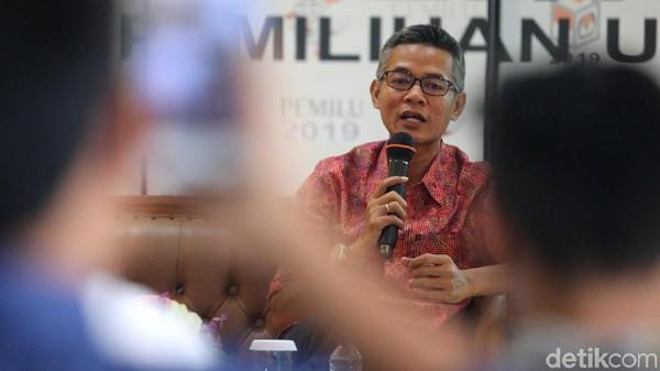 Komisioner KPU Wahyu Setiawan Diduga Terima Duit Suap Rp 600 Juta