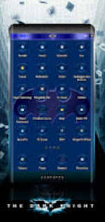Tema Oppo Batman Dark Night