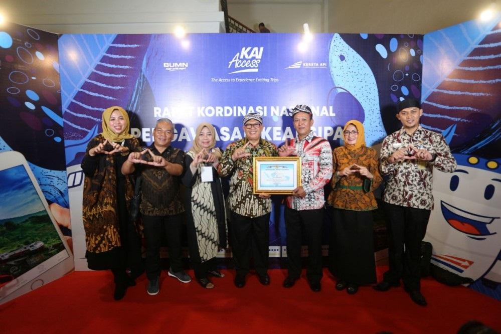 Berpredikat Memuaskan, Arsip Kota Bandung Raih Penghargaan