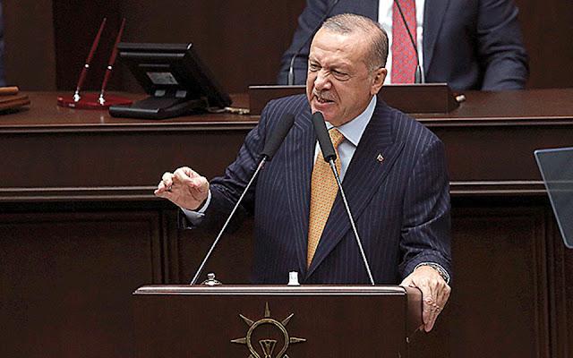 Ώρα να πούμε «ΟΧΙ» στον Ερντογάν