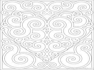 Ausmalbilder Muster Zum Ausdrucken