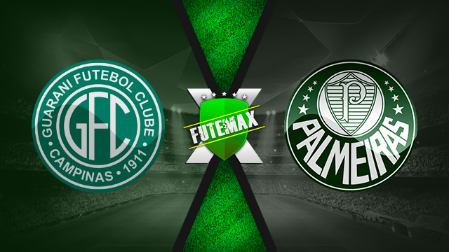 Assistir Guarani x Palmeiras ao vivo dia 03/07/2019 às 19h00 - Amistoso - Transmissão da TNT e EI PLUS  (FUTEMAX)
