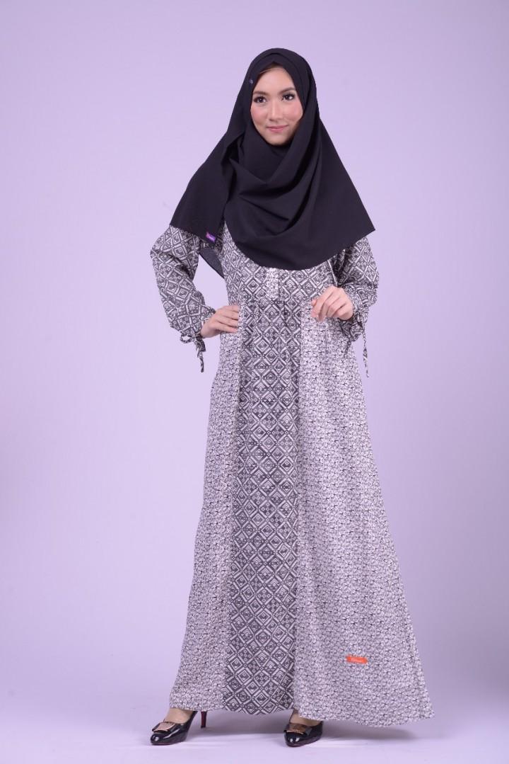 Pusat Baju Muslim Nibras Gamis Nibras Nb 107