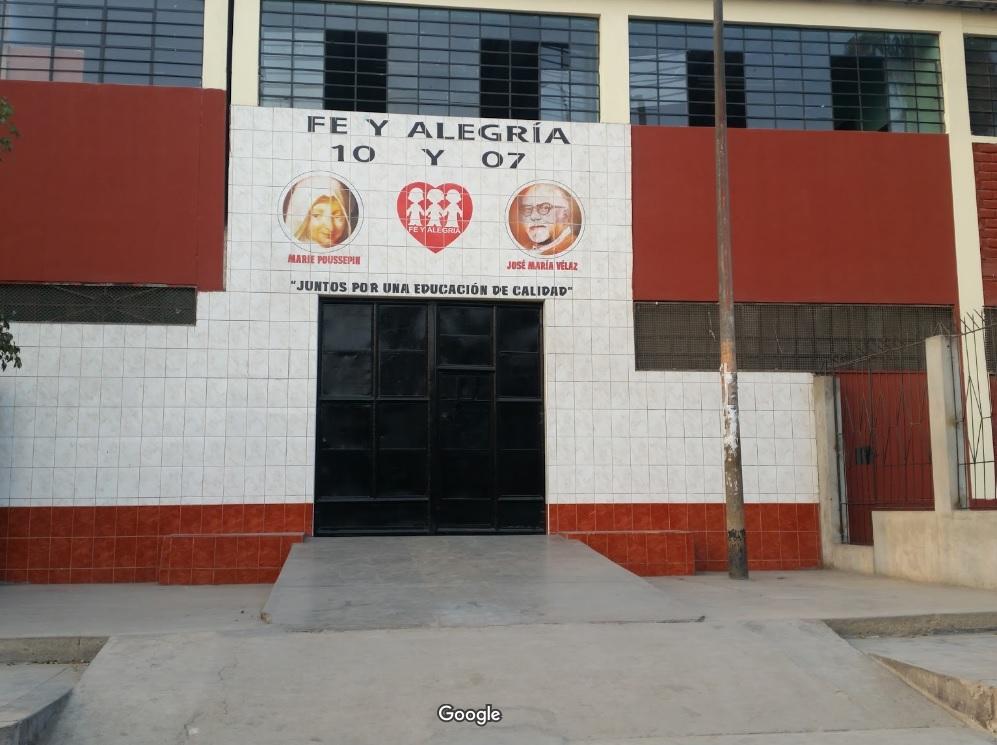 Colegio FE Y ALEGRIA 10 - Comas