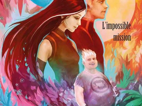 Dan et Célia : Les Jumeaux d'Autremonde, tome 1 : L'Impossible Mission de Sophie Audouin-Mamikonian