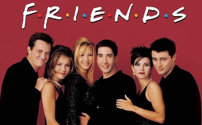 La reunión de Friends comenzará a rodarse en un mes.