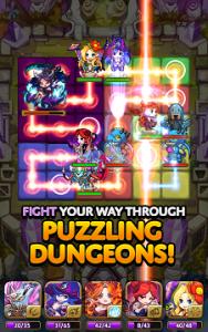 Dungeon Link Mod Apk v1.19.4 (Mega Mod) Terbaru