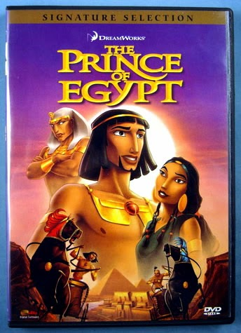 Watch The Prince of Egypt (1998) Online For Free Full Movie English Stream
