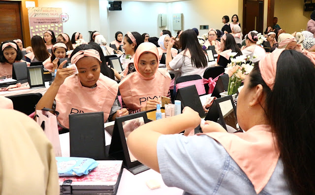 PIXY Beauty Inspiring & Talks Universitas Tarumanagara