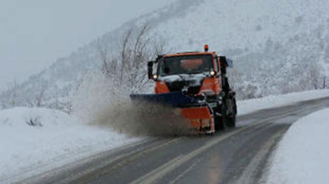 Τ. Αρνιακός: Ψυχρή εισβολή με χιόνια και στην Αττική την επόμενη εβδομάδα
