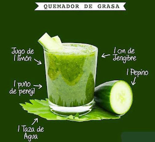 7 jugos naturales saludables