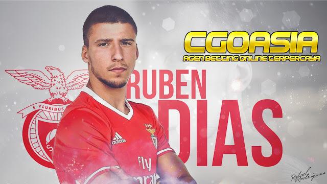 Ruben Dias bek tengah Benfica yang diincar Barca dan City - Rumahsport.com