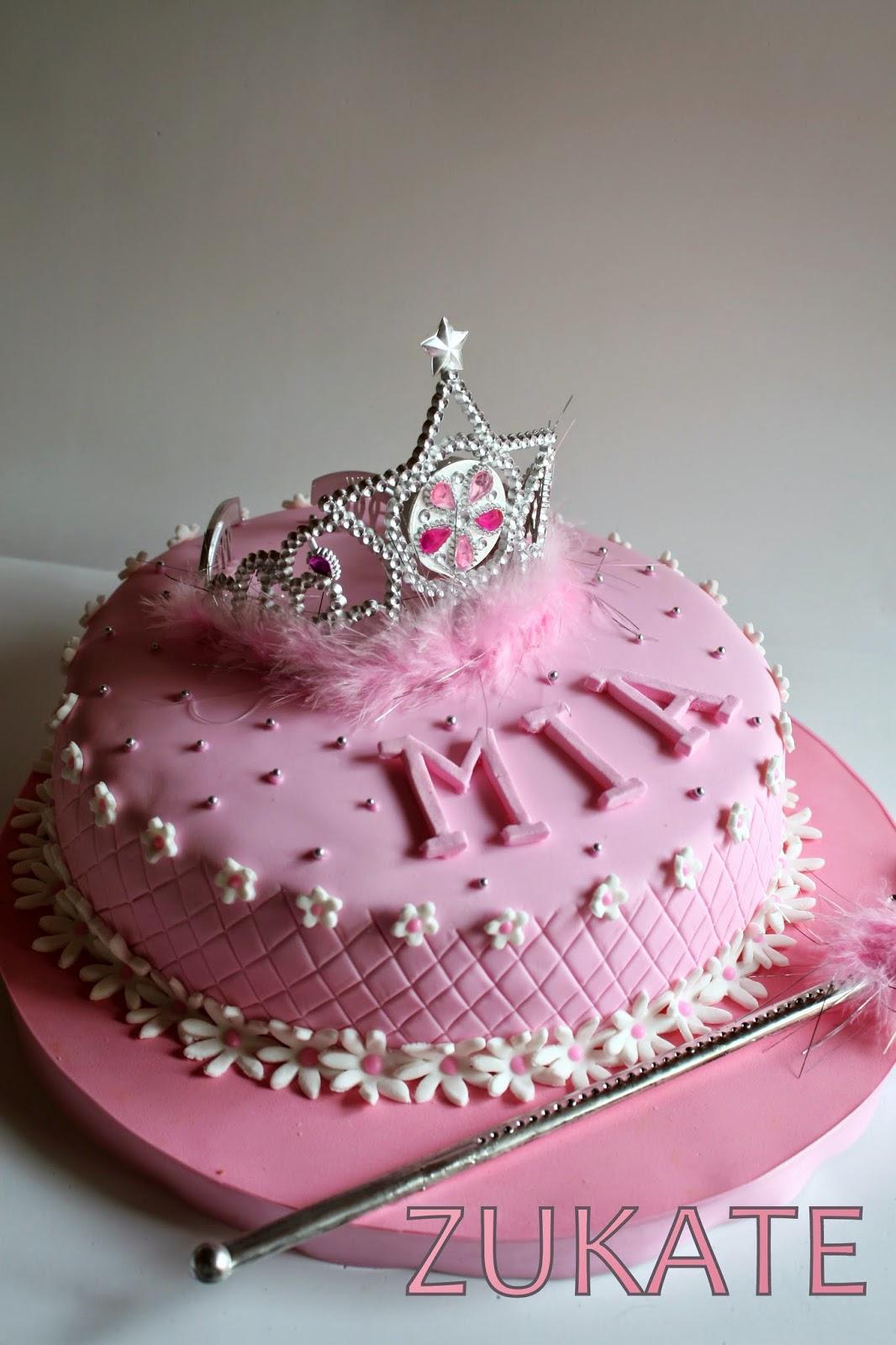 torta de cumpleaos princesa - photo #11