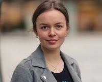 Rebekka Lie, Tekna student foto Mikkel Moe / Tekna