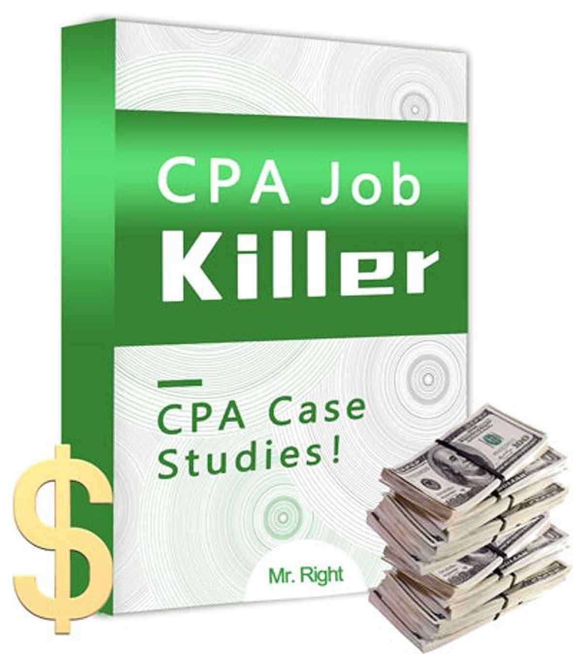 CPA Job Killer – Make $300-$1000 or More Per Day