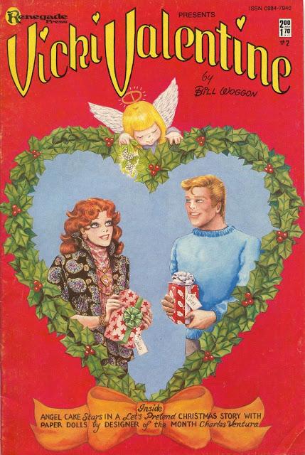 Vicki Valentine #2