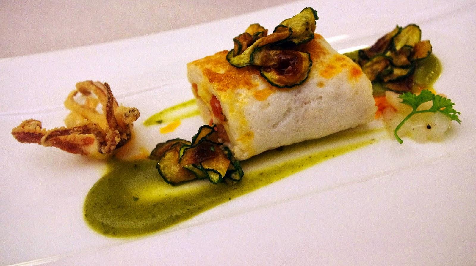 Contemporary Italian Cuisine at Michelin Starred Il Buco, Sorrento