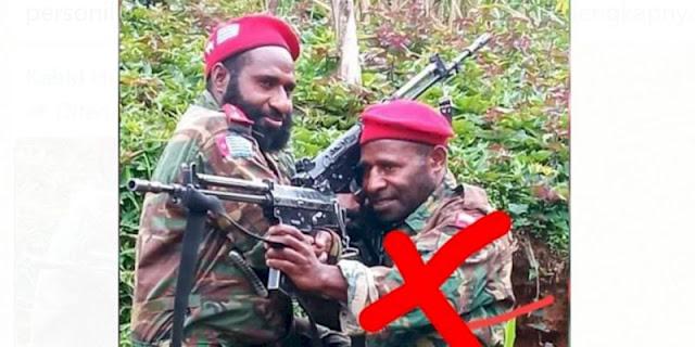 Terlibat Kontak di Distrik Kiwirok, Tim Gabungan TNI-Polri Lumpuhkan Komandan KKB Ngalum-Kupel