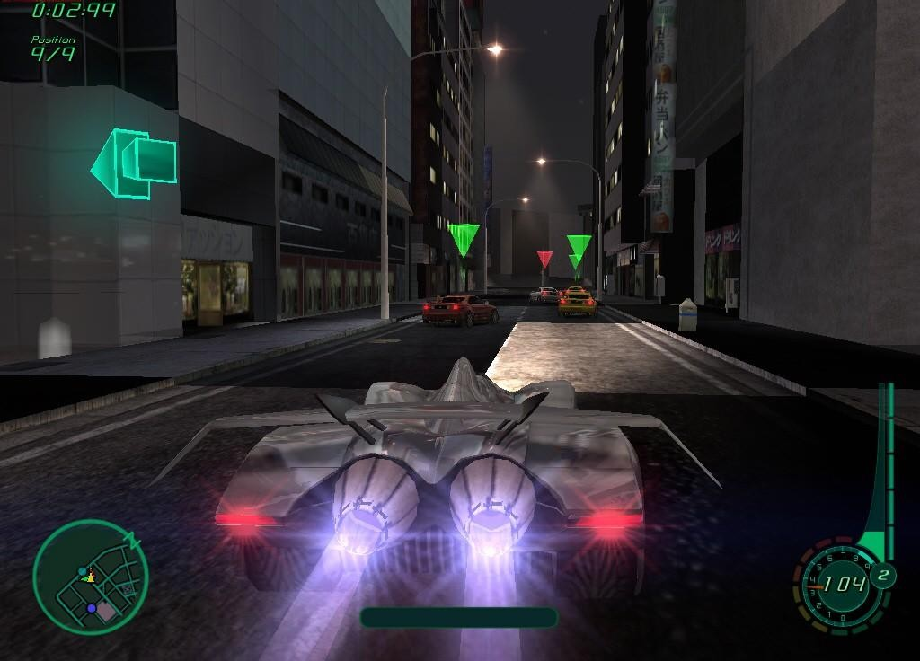 Midnight club 2 download (2003 simulation game).
