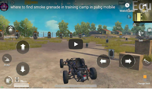 Cara Mendapatkan Granat di PUBG Mobile 3