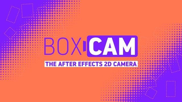 سكربت Boxcam 2.4 للافتر افكت