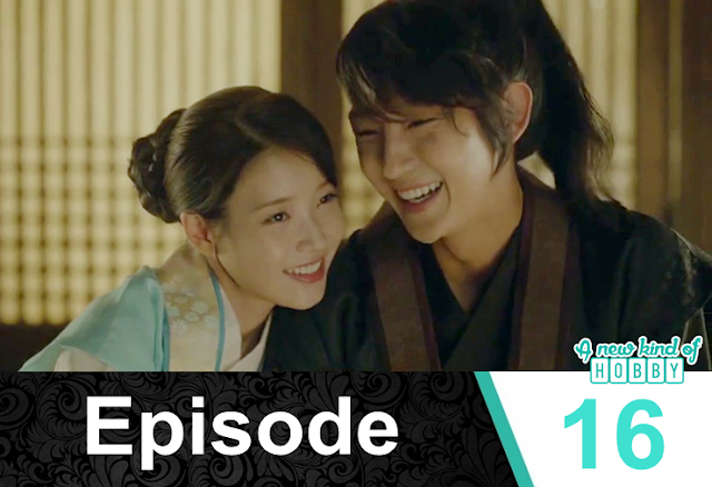 wang so and hae soo laugh - Moon Lovers Scarlet Heart Ryeo - Episode 16 Review (Eng Sub)