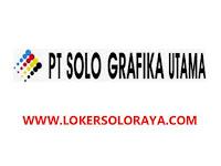 Loker Staf Pemasaran Lulusan S1 di PT Solo Grafika Utama (Solopos Group)